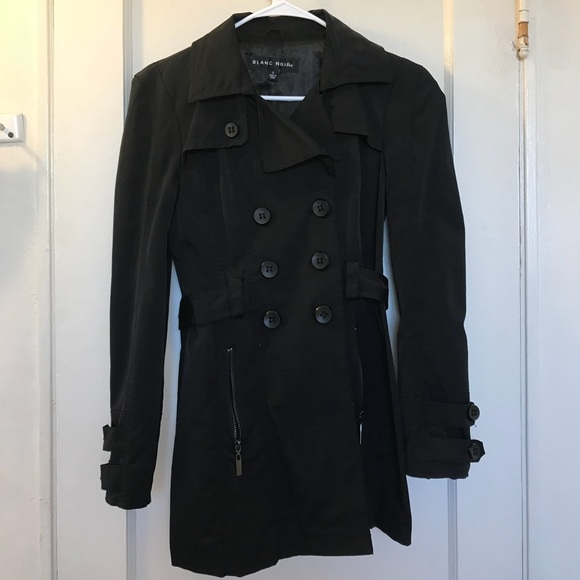 buying cheap sold worldwide amazing price Black Trench Coat